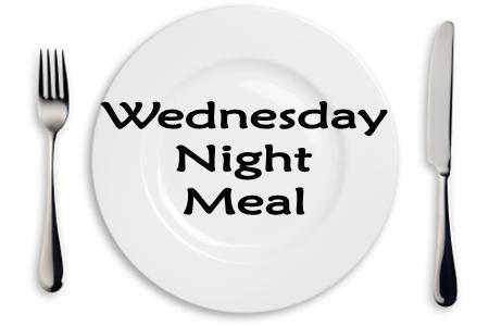 Wednesday Meals